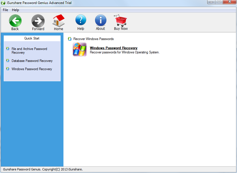 Free outlook password recovery software download