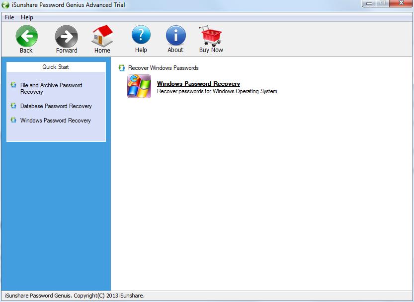 windows password reset free
