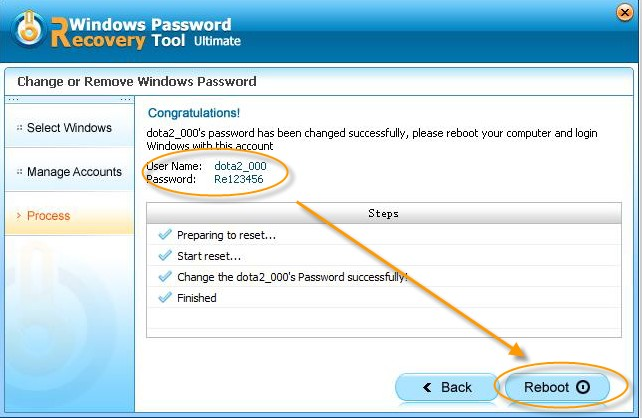 win 7 password genius