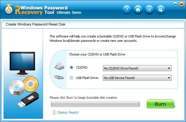 Password recovery tools com | Windows Password Recovery Tool