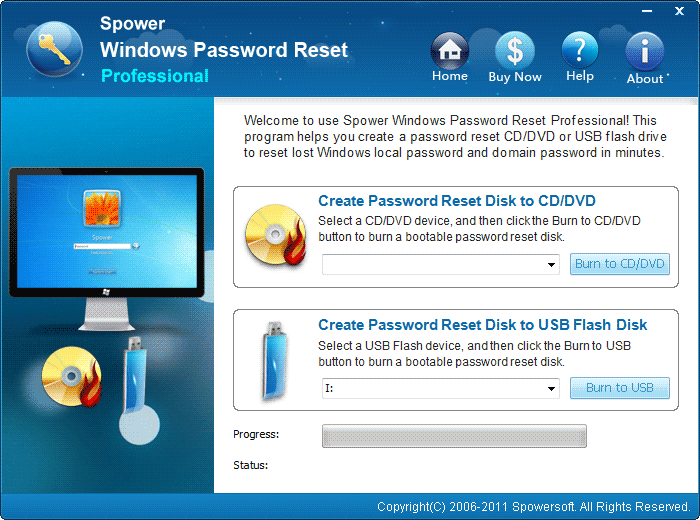 Iseepassword windows password recovery pro key | Portable