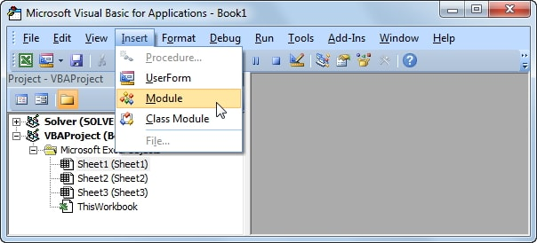 Unlock password protected Excel with VBA code