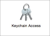 recover iTunes backup password on keychain access