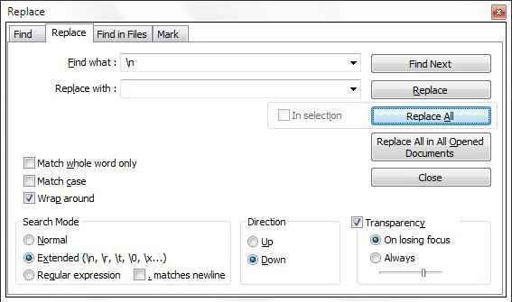 Unlock RAR file password using Notepad