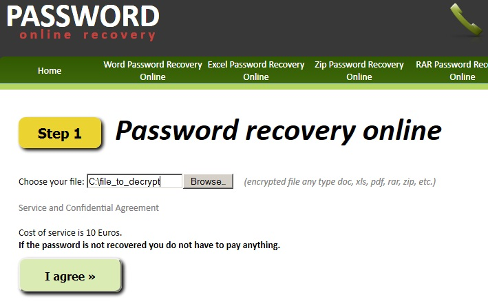 best excel password online