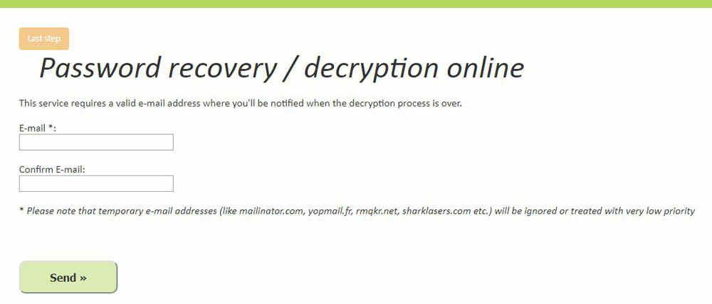 excel file password cracker online