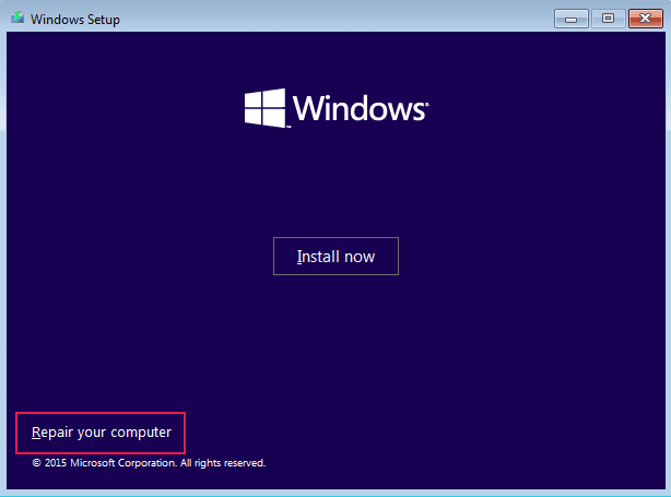 repair your HP computer