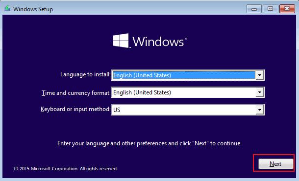 Unlock HP Laptop forgot password with windows installation disk