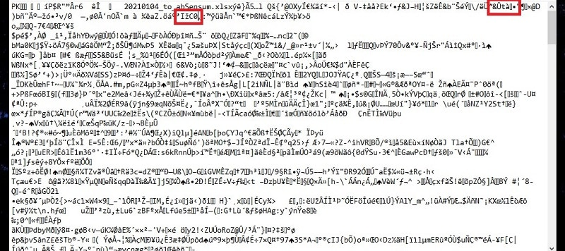 Changing encryption code to unrar password protected RAR file