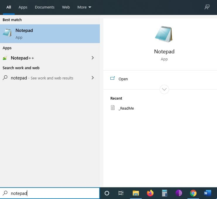 Decrypt RAR password using Notepad