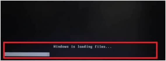 system loading files in Gateway laptop