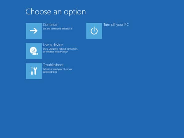 bypass Dell laptop by factory reset
