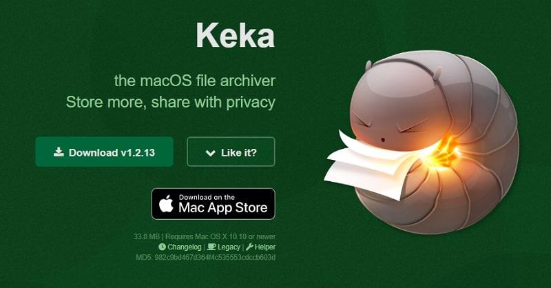 Decrypt ZIP files with password on macOS
