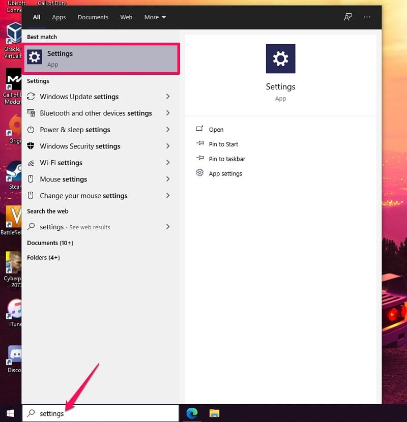 Create a New User Account on Windows 10 from Settings