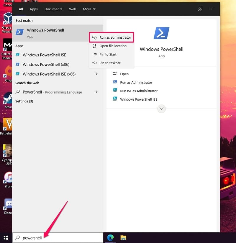 Create a New User Account on Windows 10 Using PowerShell