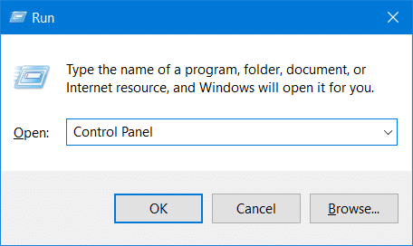 Fix Print to PDF Windows 10 Not Working via The Run accessory
