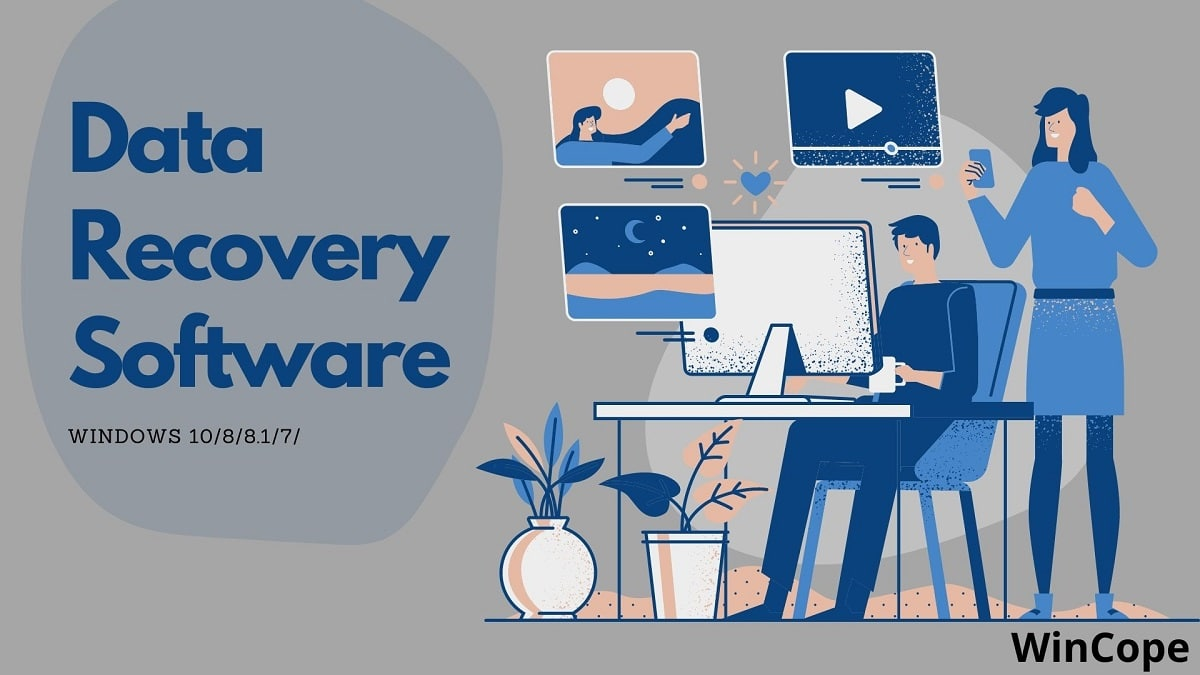 Best Data Recovery Software for Windows 10/8/7