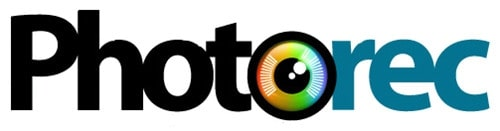 PhotoRec free recovery software for Windows