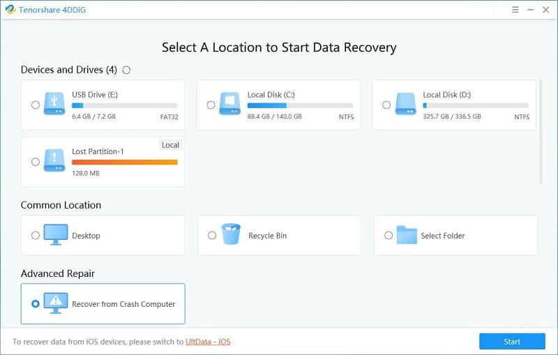 The Easiest Way to Recover Deleted Files from USB Flash Drive