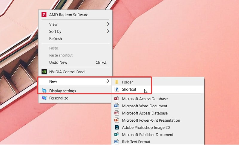 New shortcut for Paint in Windows 10