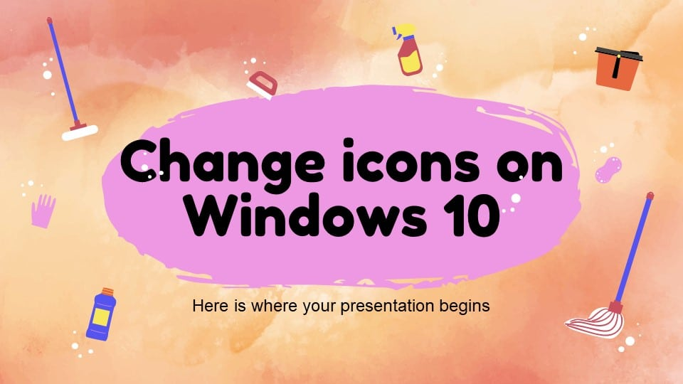 How to Change Icons on Windows 10
