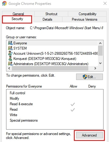 Advanced Security in Google Chrome